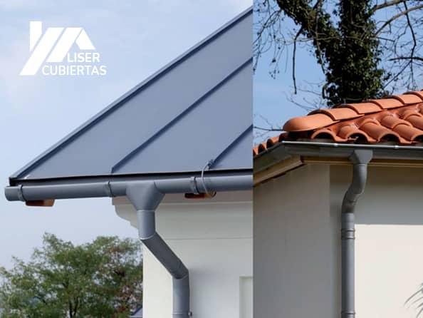 Empresa impermeabilización, reparación goteras en tejados cubiertas Madrid.