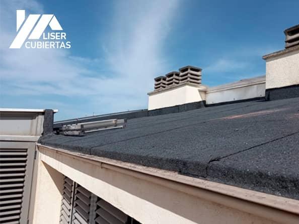 Empresa Aislar Impermeabilizar Cubiertas Madrid