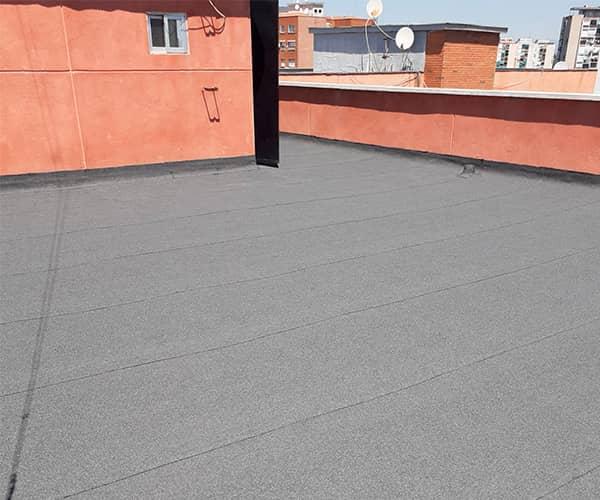 Empresa Impermeabilización Tejados Madrid