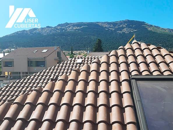 Profesionales en tejados Madrid