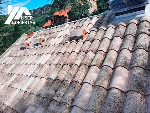 Empresa Tejados Alcorcón. Construcción e Instalación de cubiertas en Alcorcón.