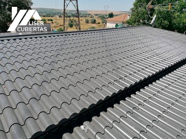 Empresa montaje instalacion paneles sandwich tejado Alcala Henares