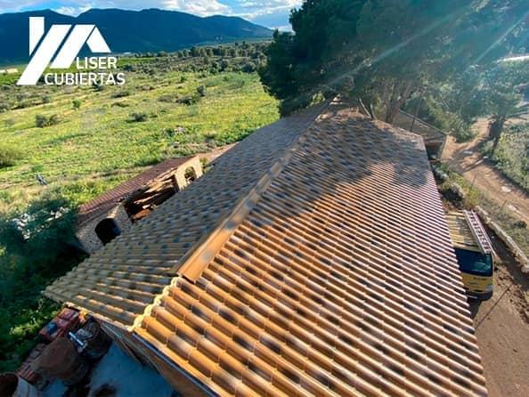 Empresa Reformas Rehabilitación Impermeabilzación Tejados en Collado Villalba