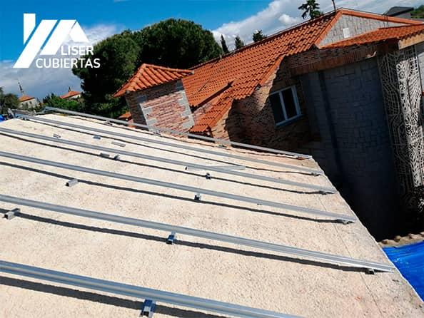 Empresa de Construcción Montaje Instalación Tejados Pinto