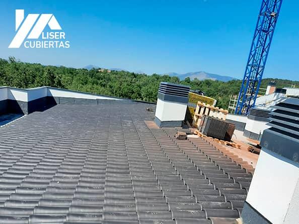 Construcción e Instalación de Tejados Majadahonda