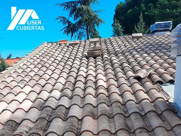 Empresa de Construcción e Intalación Tejados Cubiertas en Torrejón de Ardoz