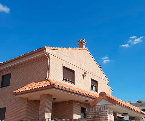 Empresa de tejados en Coslada