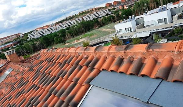 Las mejores empresas de reparación de tejados en Madrid